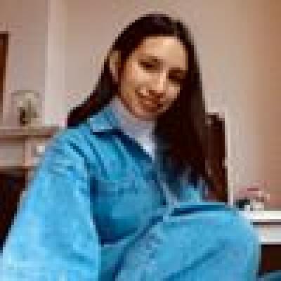 Ana Lucía zoekt een Studio in Antwerpen